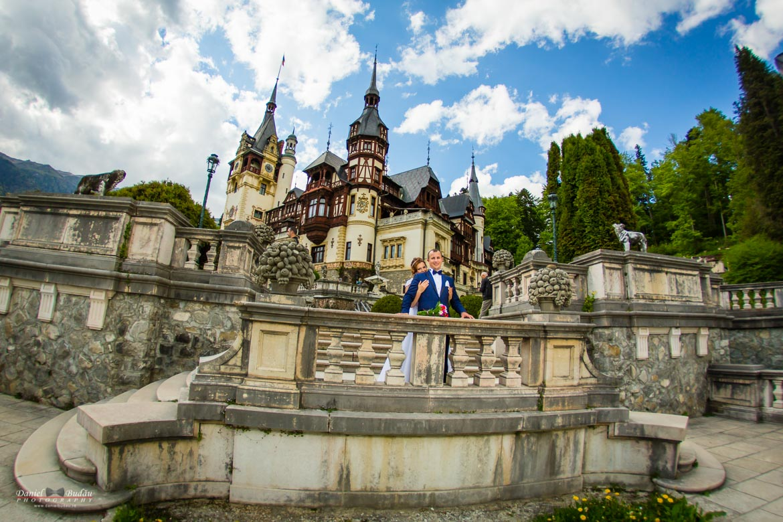 Fotografii nunta after wedding Sinaia Castelul Peles-12