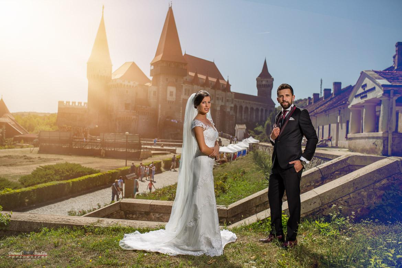 Fotografii after wedding Castelul Corvinilor Romania Andrei si Lavinia-35