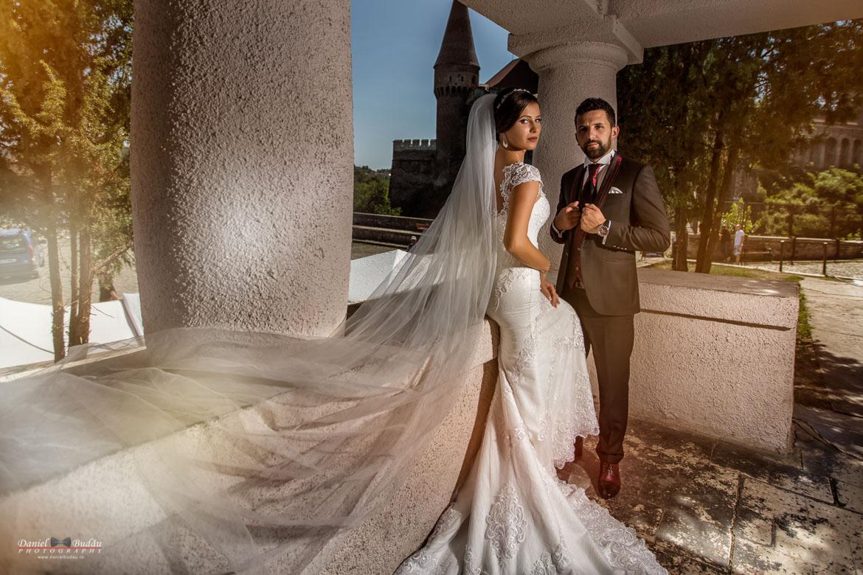 Fotografii after wedding Castelul Corvinilor Romania Andrei si Lavinia-51