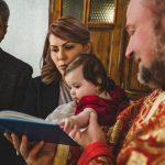 Fotografii botez in pandemie Sofia Maria-17