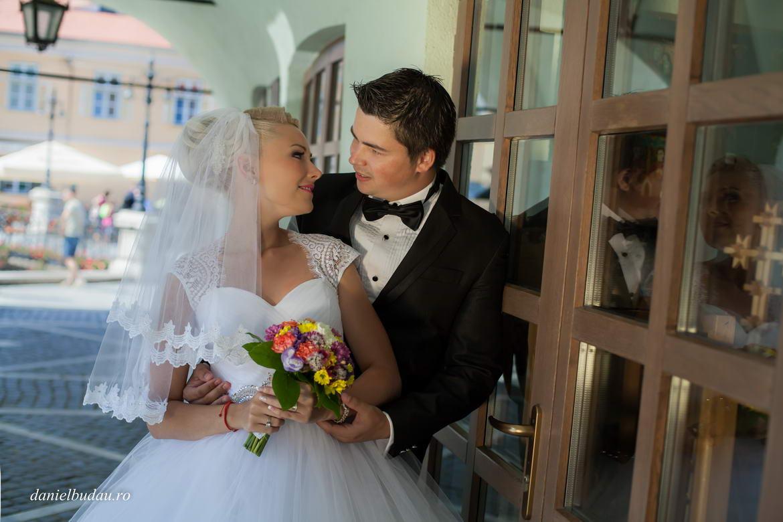 Sedinta foto dupa nunta prin sibiu 01
