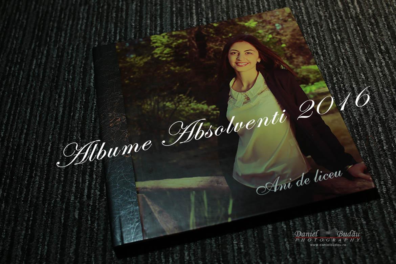 albume absolvire 2016